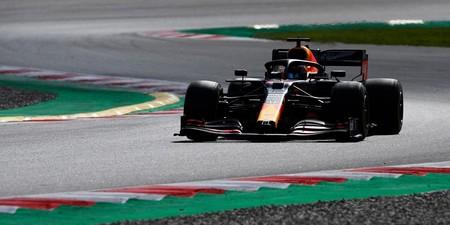 Albon Barcelona F1 2020