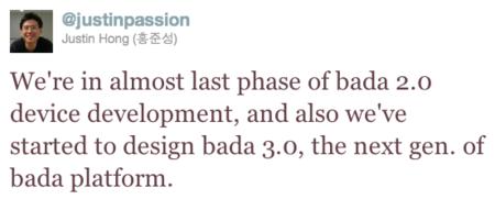 Samsung ya trabaja en el diseño de bada 3.0