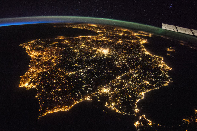 Espana De Noche