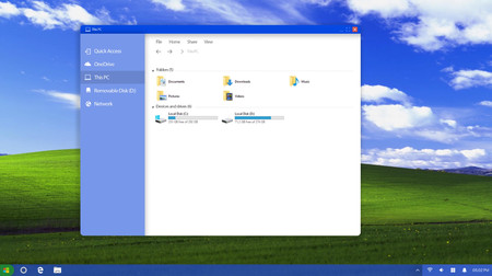 Windows Xp 2018 Edition Concept