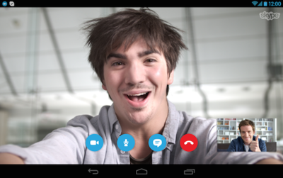 Skype para Android se actualiza, con mejoras en el consumo de la batería