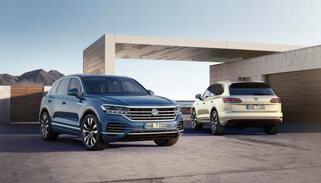 El Volkswagen Touareg 2018 llega en junio al mercado español, con 286 CV y desde 74.835 euros