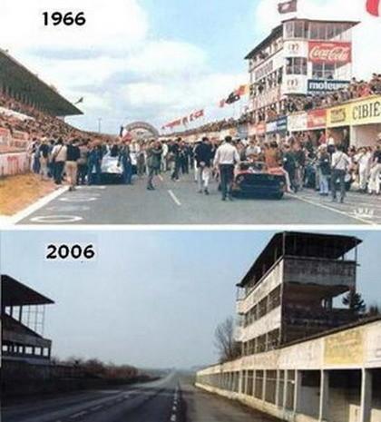 Circuito abandonado de Reims