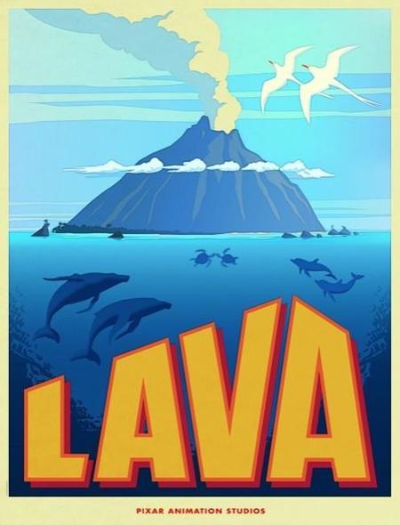 Ya se puede ver un primer extracto de Lava el nuevo corto de Pixar que acompañará a Inside Out