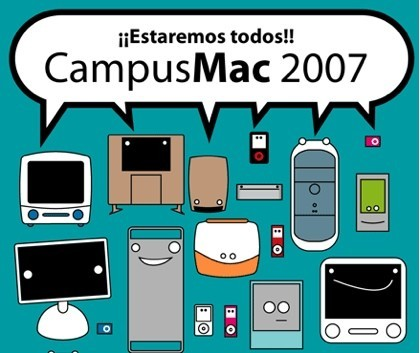 La CampusMac 2007 comienza hoy en Barcelona