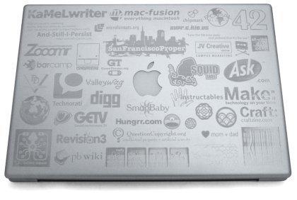 Ordenador gratis a base de publicidad en la cubierta