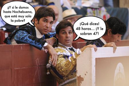 Fran y Cayetano Rivera dan 24 horas a Isabel Pantoja para que les devuelva los enseres de Paquirri