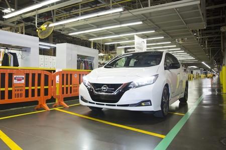 Nissan comienza la producción del nuevo LEAF en Tennessee y ya confirmó que pronto llegará a México