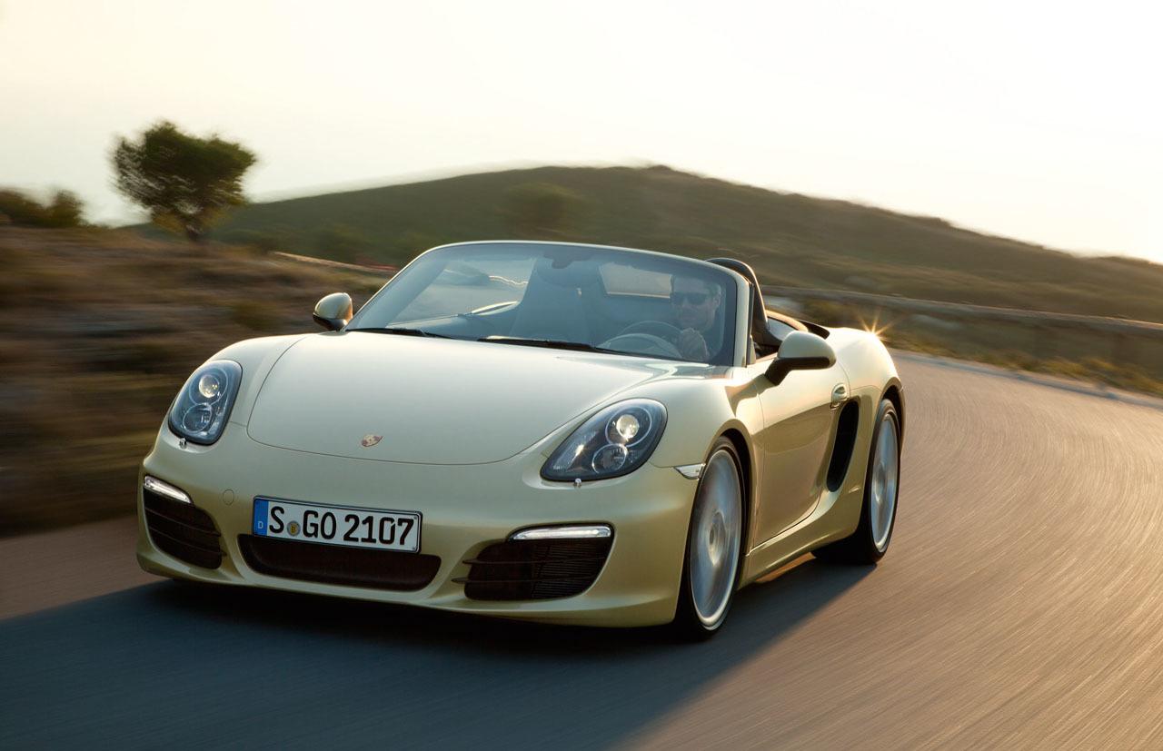 Foto de Porsche Boxster 2013  (5/7)