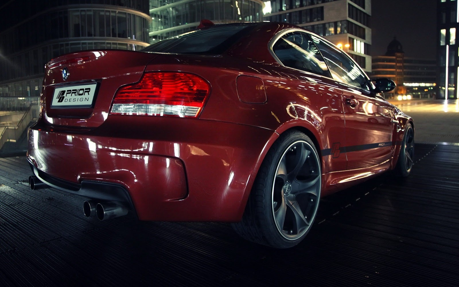 Foto de Prior Design BMW Serie 1 Coupé (17/27)