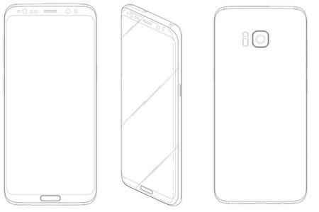 Galaxy S8 Prototipo 0