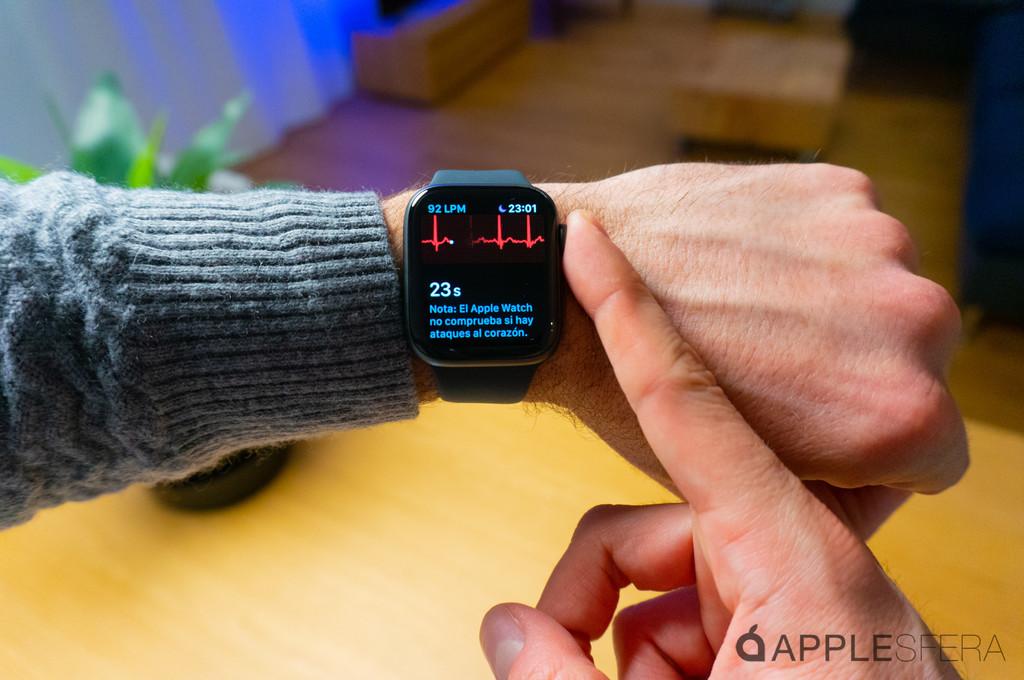 El Apple Watch es capaz de detectar un infarto según un estudio del Hospital Clínico de Madrid