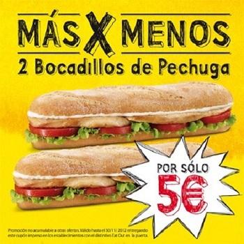 Aprovecha este mes de noviembre para pagar 'Más X Menos' en Pans&Company