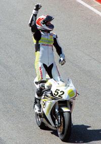 James Toseland, Campeón del Mundo de Superbikes