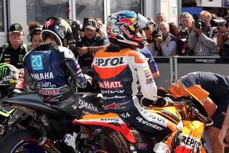 Dani Pedrosa y Jorge Lorenzo