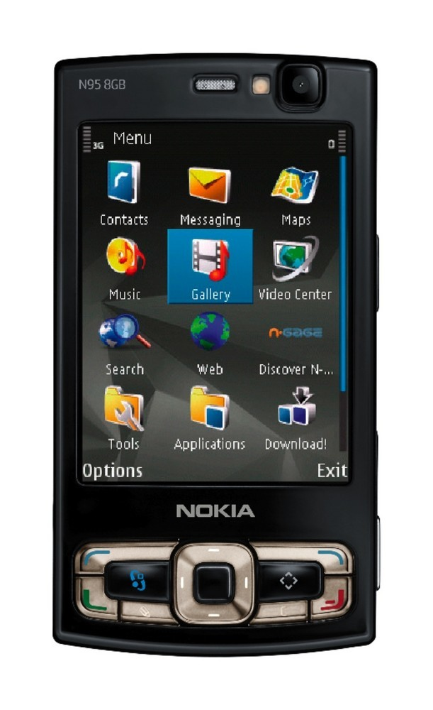 Nokia N95 de 8 GB