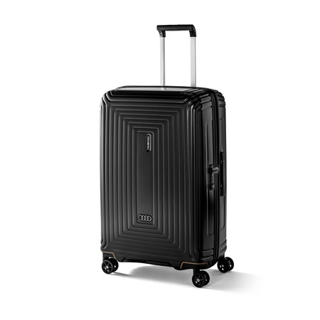 Trolley Case Black Matt 7049