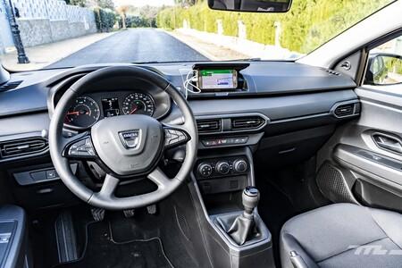 Dacia Sandero 2020 Prueba Contacto 006