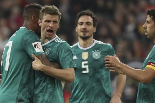 Fortnite no es el responsable de la eliminación de Alemania, es la falta de profesionalidad