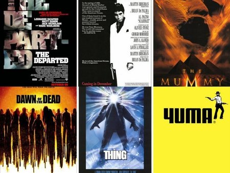 Los diez mejores remakes
