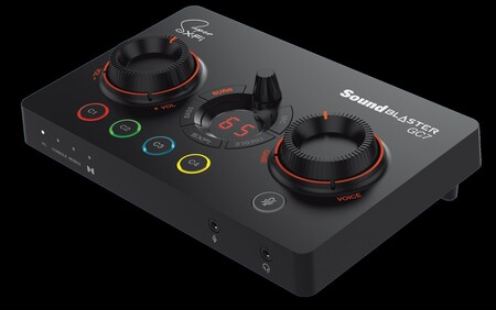 Creative anuncia el Sound Blaster GC7, un DAC con amplificador externo para tus juegos, grabaciones y videollamadas