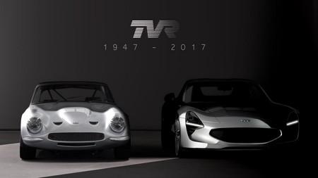 TVR nos muestra el último teaser de su nuevo auto antes de su debut