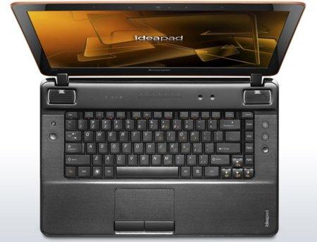 Lenovo IdeaPad Y560d, 3D también en el portátil