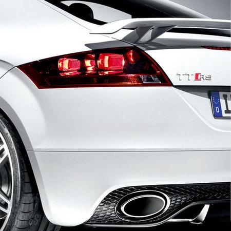 Audi TT-RS, ahora sí son los teasers oficiales