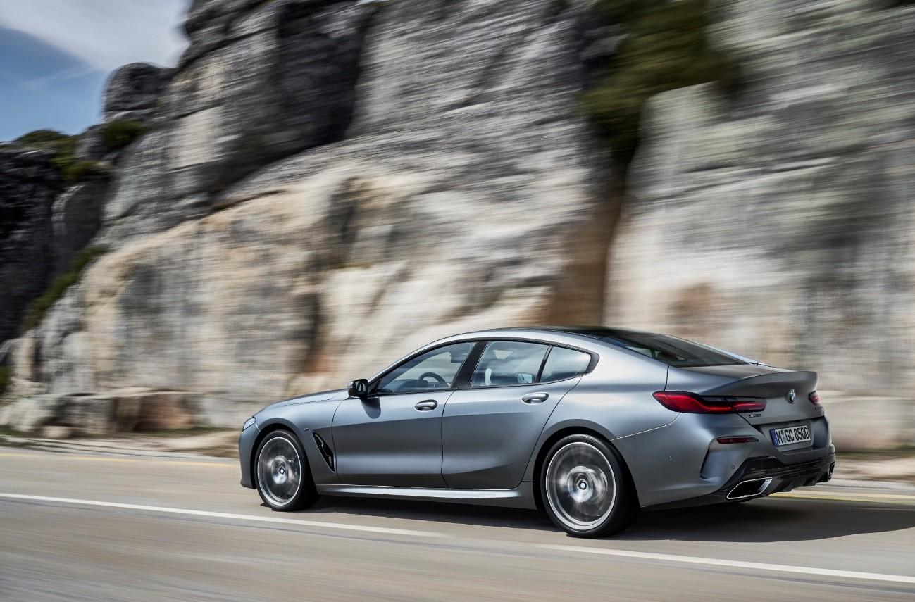 Foto de BMW Serie 8 Gran Coupé (3/9)