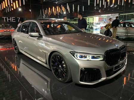 BMW Serie 7 2019 - Salon De Ginebra 2019