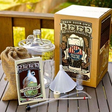 Un kit para elaborar tu propia cerveza