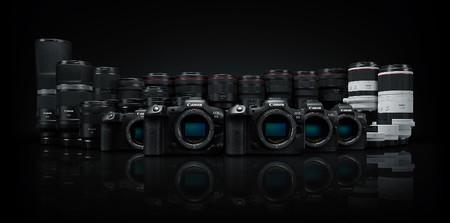 Canon Eos R5 Canon Eos R6 Camera Shot