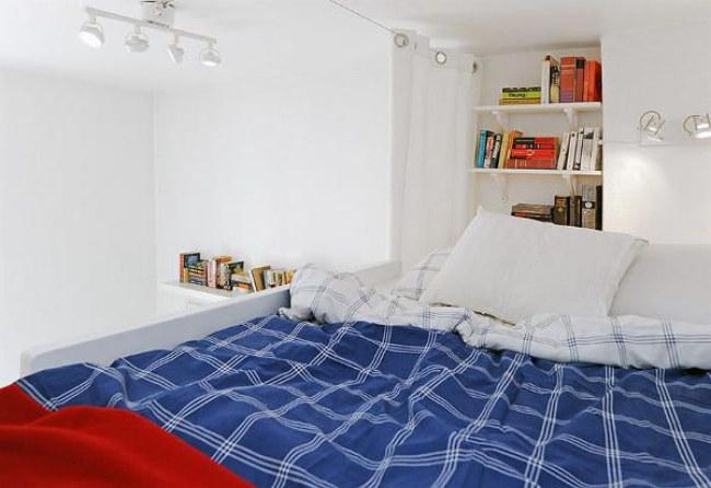 Foto de Una casa de 17 metros cuadrados en Suecia (10/14)