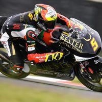 Jaume Masiá sorprende en Argentina y consigue la pole en Moto3 con tres décimas de ventaja sobre Canet