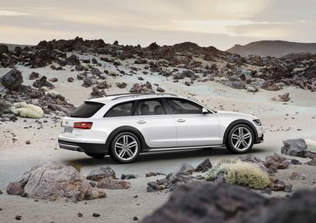 Precios en España del nuevo Audi A6 Allroad