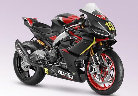 La Aprilia RS 660 Trofeo nace como parte de una competición monomarca, con 105 CV y por 18.000 euros