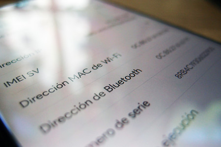 Cómo saber la dirección MAC de un móvil Android