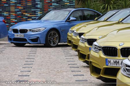 BMW M4 Coupé y M3