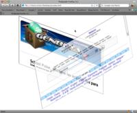 Firefox 3.1 añade transformaciones de páginas webs completas