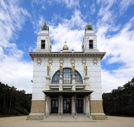 Iglesia Am Steinhofrect