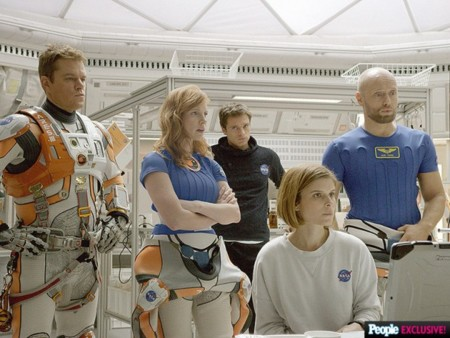 'The Martian', nuevas imágenes oficiales