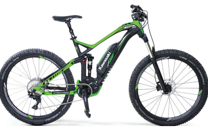 ¿Qué tal una Ninja con pedales? Kawasaki lanza sus bicicletas eléctricas, e-bikes con aire deportivo