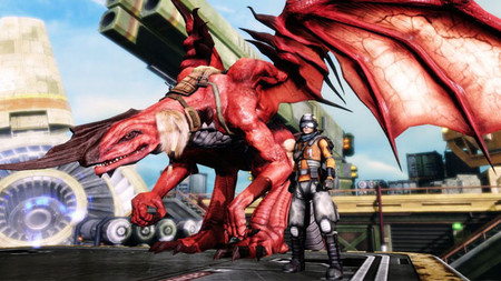 Crimson Dragon recibe algunos cambios antes de su lanzamiento