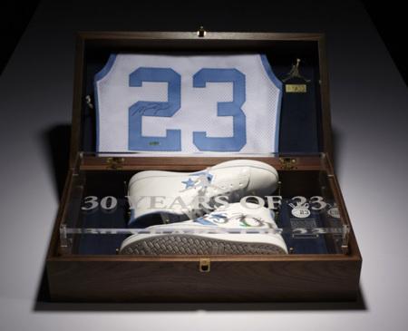 Converse lanza un pack muy especial de Michael Jordan: 30 years of 23