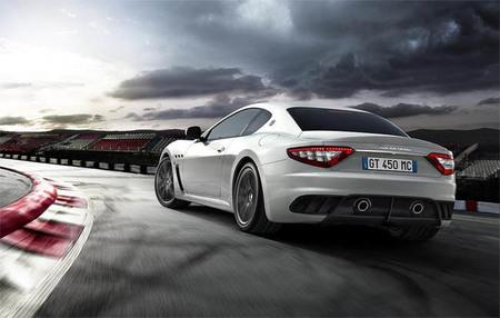 Maserati te deja con la boca abierta con su GranTurismo MC Stradale