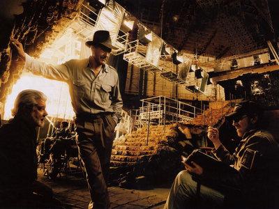 George Lucas NO participa en el guion de 'Indiana Jones 5'