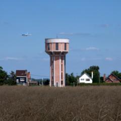 Foto 8 de 35 de la galería casas-poco-convencionales-vivir-en-una-torre-de-agua en Decoesfera
