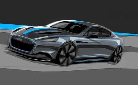 Aston Martin Rapide Electrico 3