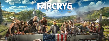 'Far Cry 5', análisis: un apabullante relato americano sobre caos y destrucción