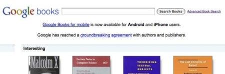 Google abre la veda: 1 millón de libros electrónicos de acceso gratuito
